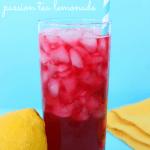 Copycat Starbucks Passion Tea Lemonade Drink