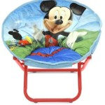 Disney Mickey Mouse Toddler Saucer Chair Only $15.75 (Reg. $30!)