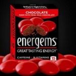 FREE Energems Chocolate Energy Candy Sample!