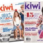 FREE Subscription  to Kiwi Magazine