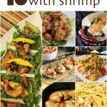 10 Tasty Recipes with Shrimp