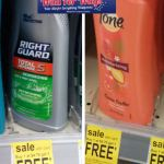 Walgreens: Right Guard & Tone Body Washes Only $1.40