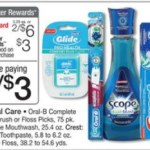 Oral-B Complete Toothbrushes Only $0.75 Each at Walgreens!