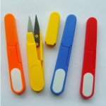 Amazon: Metal Blade Plastic Scissors/Cutter with Cap Only $0.93 Shipped
