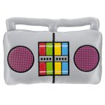 Amazon: Yo Gabba Gabba! Boombox Pillow Only $7.99 (Reg. $24.99)