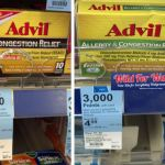 Walgreens: Advil Congestion As Low As $0.49