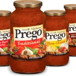 Target: Prego Sauce Only $0.79