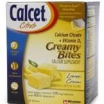 FREE Creamy Bites Calcium Supplement sample!