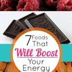 7 Foods That Will Boost Your Energy