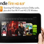 Amazon *HOT* Kindle Fire HD 8.9″ 4G LTE Wireless Tablet Only $219 + FREE Shipping (Reg. $299)!