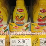 Target: Lipton Tea & Honey Liquid Ice Tea Mix Only $1.40
