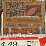 Target: Ball Park Park's Finest Frankfurters Only $1.96
