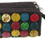 Amazon: Colorful Coconut Coco Shell Handmade Bohemian Purse Only $3.99 Shipped