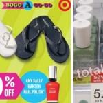 Target: HOT Flip Flop & Nail Polish Deal