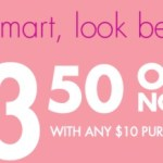 *HOT* Sally's Beauty Supply: $3.50 off ANY $10 Purchase Coupon!