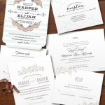 FREE Wedding Stationery Sample Kit from Minted