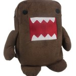 Amazon: Cute Domo Plush Backpack Only $8.99 Shipped