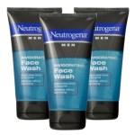Target: Neutrogena Men's Face Wash Only $2.49