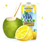 FREE Full-Size Bottle of Vita Coco Lemonade?!