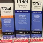Target: Neutrogena T/Gel Only $0.92
