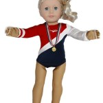 Gymnastics Outfit (Fits American Girl Dolls) Only $6.60 + FREE Shipping!