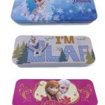 Amazon: Disney Frozen Anna Elsa & Olaf Tin Pencil Cases Set of 3 Assorted Only $17.49 (Reg .$29.99)