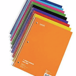 *HOT* Staples 1 Subject Notebooks Only $0.17 each + FREE Shipping!