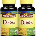 Walgreens: Nature Made Vitamin D 400 Only $0.25