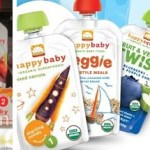Target: Happy Baby Organic Food Pouches Only $0.46