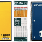 *HOT* Kmart Back to School Supplies Only $0.25 (Pencils, Notebooks!)