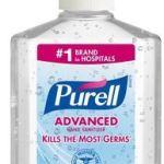 Target: FREE Purell Hand Sanitizer