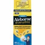 Target: Airborne Everyday Vitamin C Tablets Only $5.19 (Thru 8/30)