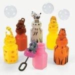 Amazon: 24 Zoo Animal Bubble Bottles Only $8.79 (Reg. $19.99)