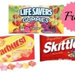 Walgreens: FREE Lifesavers, Skittles, or Starburst Gummibursts (Starting 8/24)