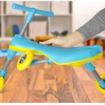 Amazon: Fly Bike Foldable Indoor/Outdoor Toddlers Glide Tricycle ONLY $24.99 (Reg. $100!)