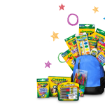 Enter to Win a Huge Crayola Back to School Prize Pack