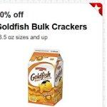 Target: Pepperidge Farm Goldfish Crackers Only $4.99 (Thru 8/30)