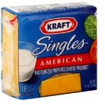 RECALL on Kraft American Singles Cheese (Over 7,961 Cases!)