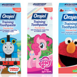 Rite Aid: Orajel Toddler Training Toothpaste Only $0.66