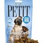 FREE Petit Cleans Teeth Dog Treats Sample!