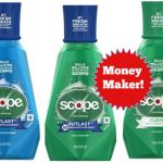 Walgreens: Better Than FREE Scope Mouthwash (Starting 8/31)