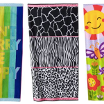*HOT* SONOMA Beach Towels Only $3.90 Shipped! (Reg. $29.99)