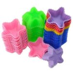 Amazon: 10x Silicone Star Shape Baking Molds Only $3.40 Shipped