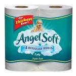 Dollar General: Angel Soft Bath Tissue As Low As $0.14 Per Roll