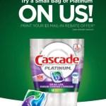 *HOT* FREE Cascade ActionPacs Product ($5 Value!)