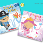 *HOT* FREE Scholastic Pirate Potty or Princess Potty Book from Pull-Ups