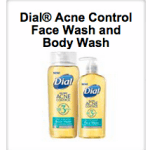FREE Sample of Dial Acne Body and Face Wash (Select Areas)