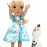 *HOT* Disney Princess Frozen Snow Glow Elsa Singing Doll ONLY $19 (Reg. $39.99)!