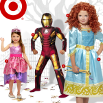 Target: 40% Off Halloween Costumes = Only $6 each!