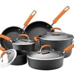 Rachael Ray Hard Anodized II Nonstick 10-Piece Cookware Set Only $99.99 (Reg. $259.99) + FREE Shipping!